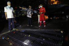 Banjir di Kantor Gubernur Jateng Surut dalam 1,5 Jam, Begini Kronologisnya