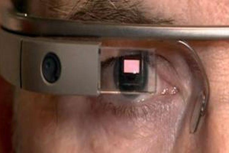 Google ingin merebut pasar teknologi yang bisa dipakai.