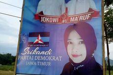 Kampanye Jokowi-Ma'ruf Via Baliho, Caleg Demokrat Ini Siap Dipecat