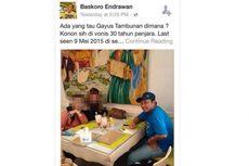Kedapatan Makan di Restoran, Gayus Tambunan Diisolasi