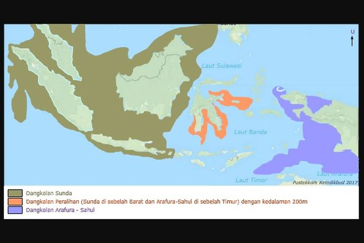 Letak Geologis Indonesia Halaman All Kompas Com
