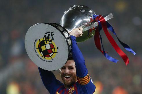 La Liga Kini Kompetisi Paling Kompetitif di Eropa