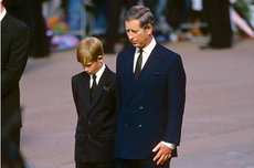 Terungkap Kisah Sedih Pola Asuh Pangeran Charles