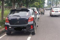 Jalur Sepeda di Kembangan Jadi Parkir Mobil, Dishub Sebut Area Itu Tak Diatur Pergub