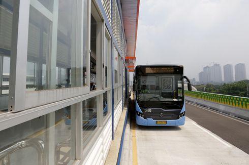 Angkut Penumpang, Bus Transjakarta Koridor 13 Hanya Berhenti di 4 Halte
