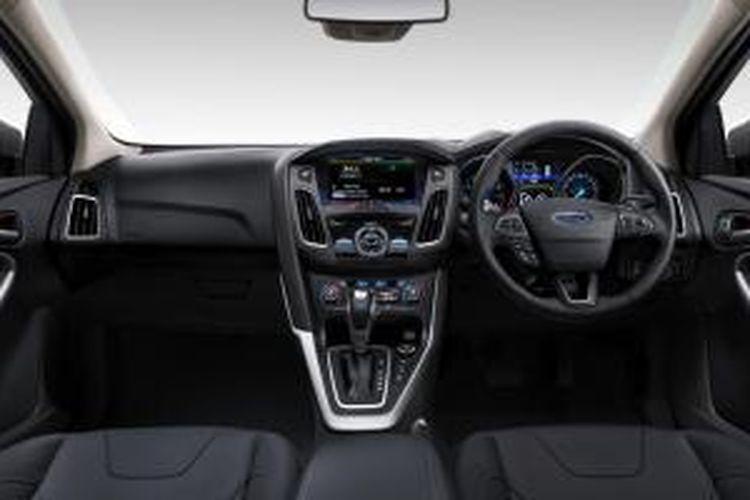 Interior Ford New Focus.
