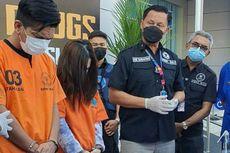 Selebgram JAF Ditangkap BNN Bali