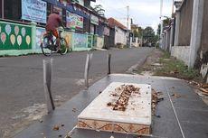 Berada di Pinggir Jalan Kota Solo, Makam Mbah Precet Kerap Didatangi Peziarah