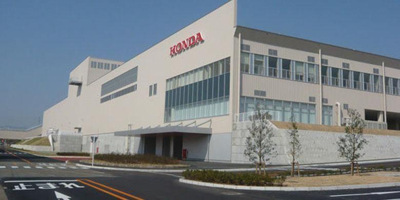 Pabrik Honda Kumamoto