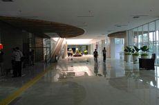 DKI Minta Infrastruktur di Stasiun Sudirman Baru Diperbaiki