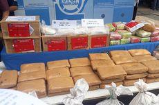 BNN Musnahkan Sabu dan Ganja Hasil Pengungkapan 7 Kasus Narkotika