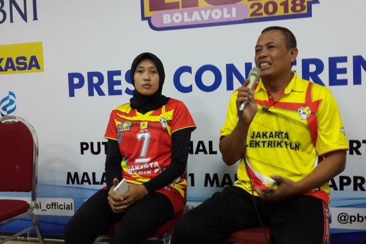 Kalah Lawan Bandung BJB, Jakarta Electrik Akui Banyak ...
