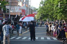Merajut Nusantara dari Ternate, 43.000 Warga Kelilingi Gunung Gamalama