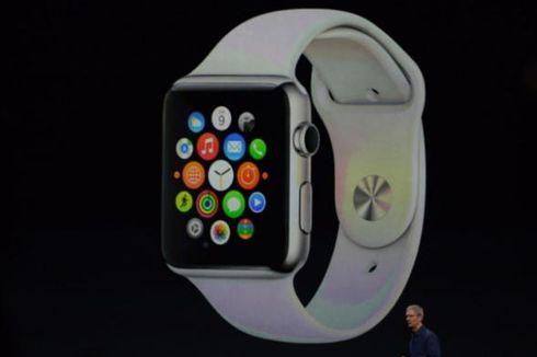 Apple Perkenalkan Jam Tangan Pintar Apple Watch