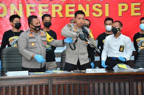 Polisi Tembak Mati Penyandera Anak di Hulu Sungai Utara Kalsel