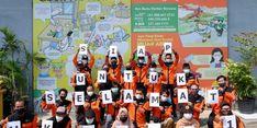 Gelar Simulasi Siaga Gempa, Dompet Dhuafa Ajarkan Kesiapsiagaan Bencana