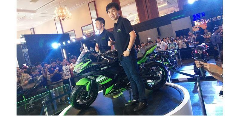 Ninja 650 terbaru dari Kawasaki Indonesia