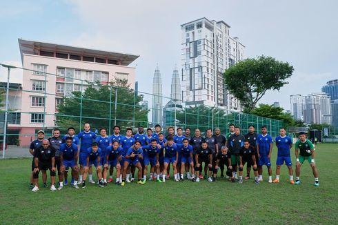 Saddil Ramdani Klarifikasi soal Isu Tunggakan Gaji Sabah FC