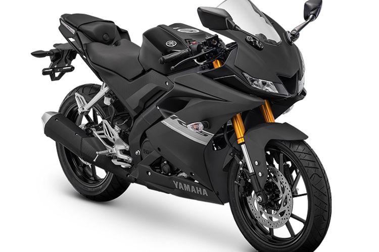 Warna baru Yamaha R15 di 2021