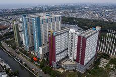 Tower 4 RS Wisma Atlet Kini Dipakai untuk Pasien Bergejala