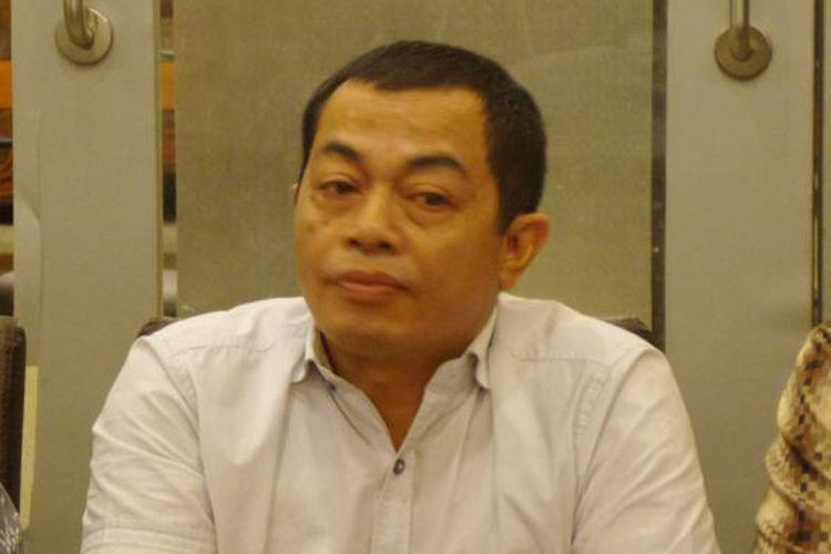 Wakil Kepala Bareskrim Polri Irjen Pol Antam Novambar