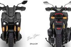 Beredar Desain X-Ride 155, Yamaha Ngaku Enggan Saingi Honda ADV 150