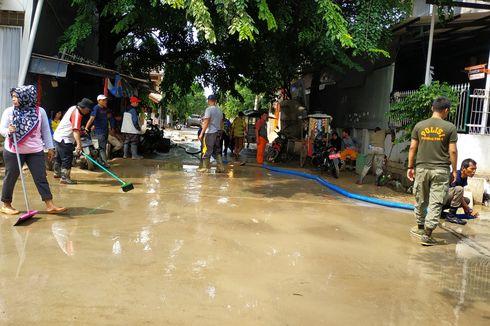 Lumpur Dampak Banjir di Jatiasih Masih 30 Persen, Pemkot Bekasi Janji Bersihkan