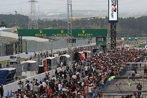 F1 Jepang Dapat Ancaman dari Phanfone