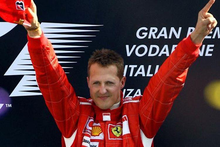 Hampir 7 Tahun Berlalu Begini Kondisi Terkini Michael Schumacher Halaman All Kompas Com
