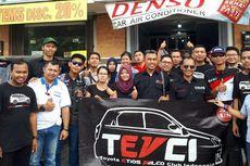 Kumpul TEVCI Sambil Edukasi Perawatan AC Mobil