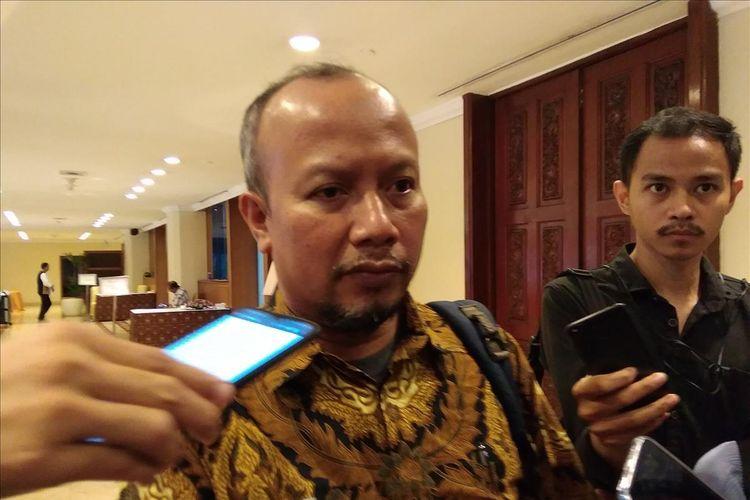 Ketua Yayasan Lembaga Konsumen Indonesia (YLKI) Tulus Abadi.