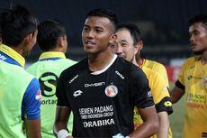 Direkrut Persib Bandung, Teja Paku Alam Langsung Berlatih