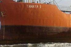 Sebuah Kapal Tanker Tanpa Awak Terdampar di Pantai Liberia