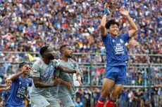 Kalahkan Arema, Persib Bandung Puncaki Klasemen Liga 1 2020