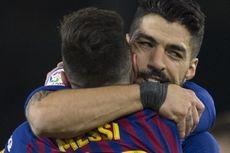 Ketika Luis Suarez Menangis Saat Pamit dari Barcelona...