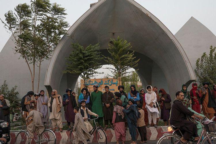 Sekjen PBB telah meminta semua negara di seluruh dunia untuk memerintahkan Taliban untuk mewujudkan pemerintahan inklusif yang menghormati hak-hak perempuan dan anak perempuan.