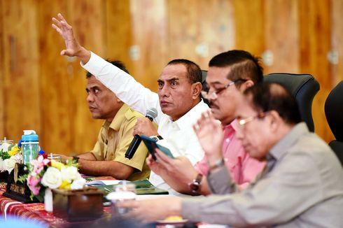 Demi Kesejahteraan, Gubernur Edy Percepat Pembangunan Mebidangro