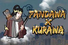 PandawaXKurawa 3 Ep20: Arjuna Jatuh Hati kepada Ulupi