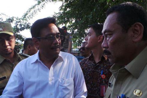 Djarot Minta Telusuri Oknum PNS yang Disebut Lakukan Pungli terhadap PKL Stasiun Kota