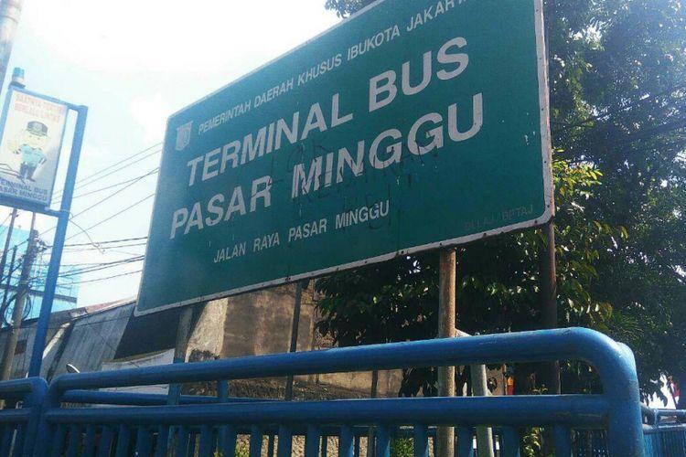 Terminal Pasar Minggu