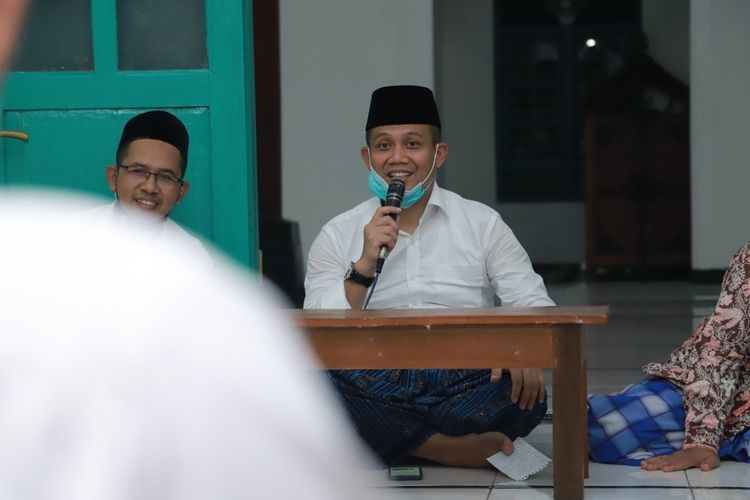 Bupati Kebumen Arif Sugiyanto.