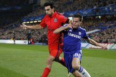 Ibrahimovic Kartu Merah, Chelsea-PSG Masih