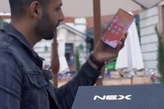 Vivo Nex 3 Punya Layar