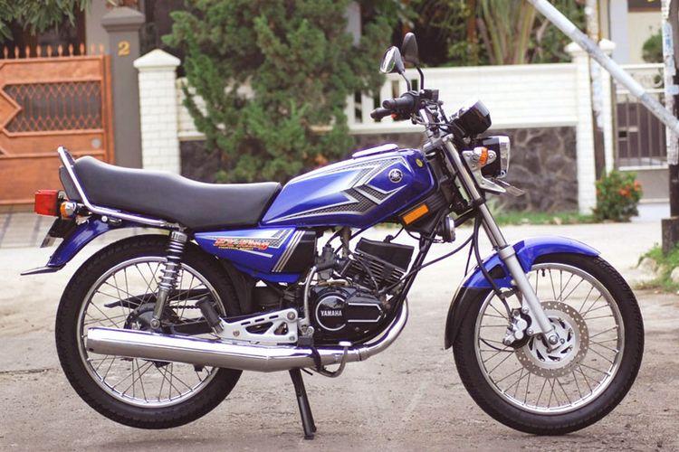 Ilustrasi Yamaha RX-King