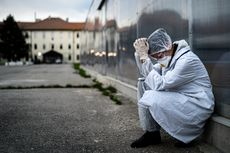 Kematian Akibat Covid-19, Data Terbaru IDI Ungkap 228 Tenaga Kesehatan Meninggal Dunia