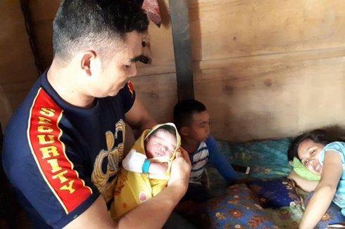 Lahir Usai Sang Ibu Nyoblos, Bayi Ini Diberi Nama Wimar, Singkatan Jokowi-Ma'ruf