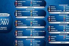 Hasil Undian Kualifikasi Piala Eropa 2016