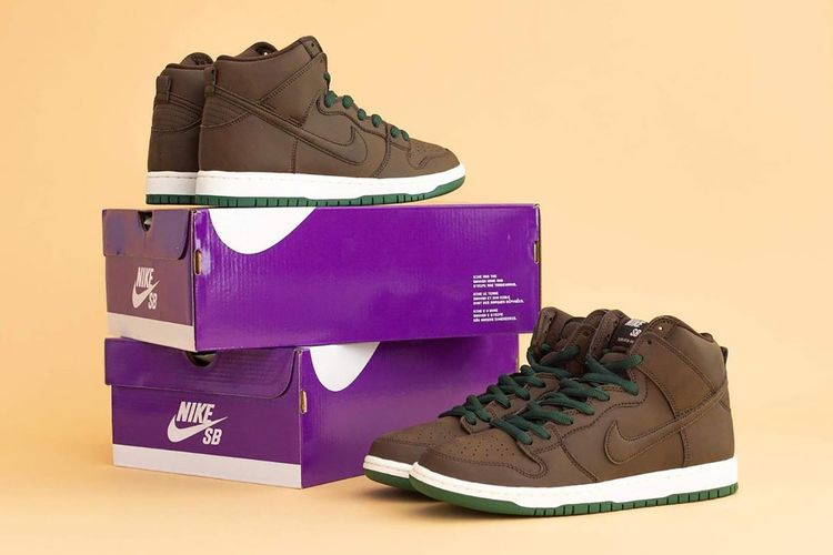Nike SB Dunk Baroque Brown QS