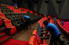 Covid-19: Movie Theaters in Some Indonesian Cities Start to Reopen