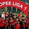 Catatan Poin Terbaik Bali United Selama Era Liga 1, Bukan Saat Musim 2019